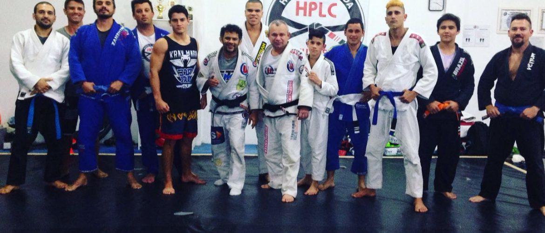 Marcinho Pontes participa de seminário em Santa Catarina