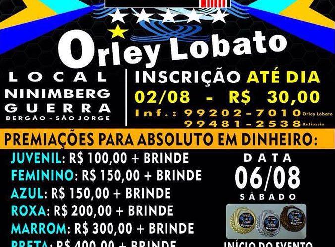 INscrições abertas para a 25ª Copa Orley Lobato