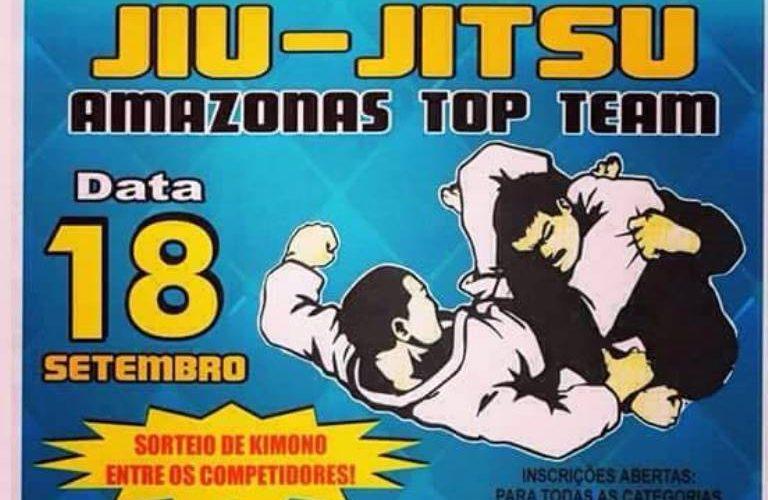 3° Open Amazonas Top Team marcado para Setembro