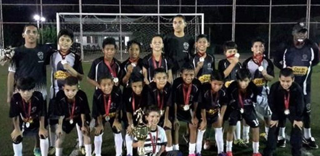 Manauara Esporte Clube vence Campeonato Amazonense organizado pela Liga Brasileira de Futebol