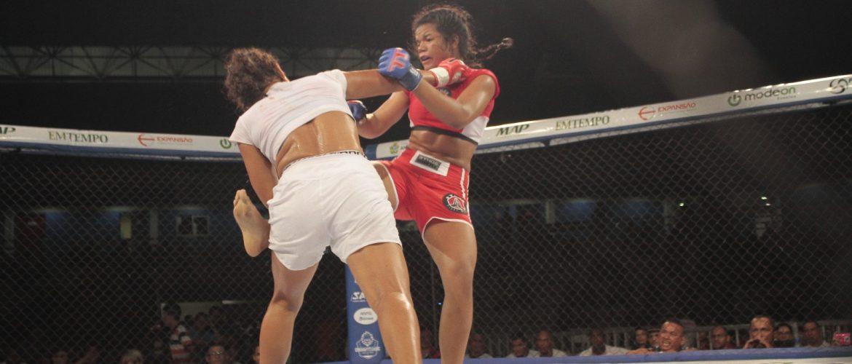 Mr. Cage – edição ouro é marcado por grandes combates e empolgam público que lotou a Arena Amadeu Teixeira