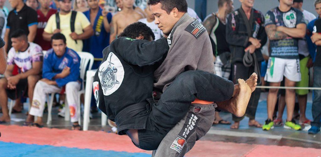 Arena Amadeu Teixeira recebe Manaus International Open Jiu-Jitsu IBJJF Championship – com e sem kimono neste fim de semana