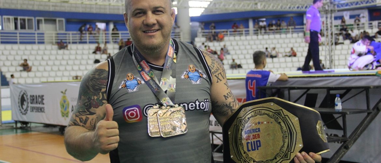Entrevista com o secretario municipal de Juventude, Esporte e Lazer Luis Neto