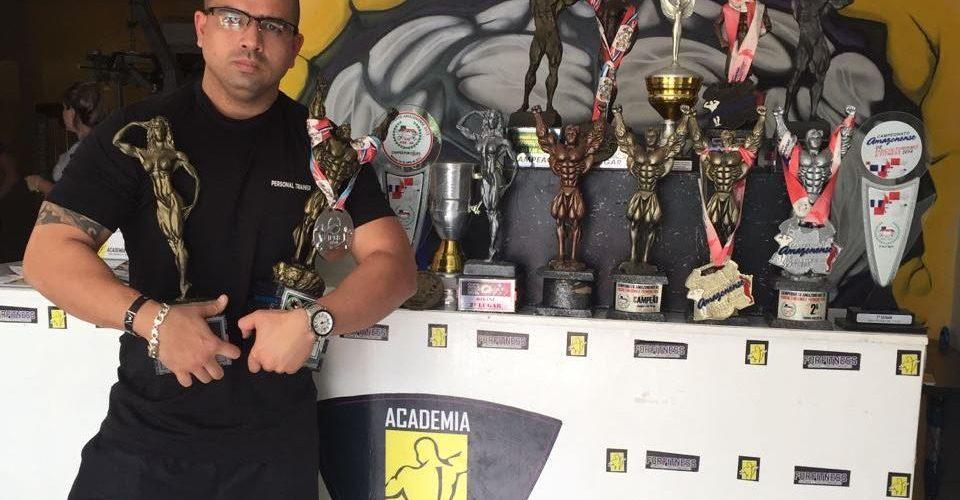 Entrevista com Henrique Gilona, o excepcional Personal Trainer e preparador de atletas bodybuilding de Manaus.