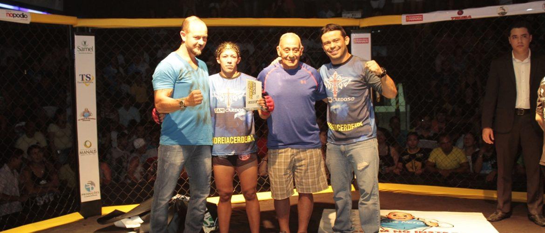 Junior Cardoso fala do novo Studio de Luta e do trabalho com o MMA