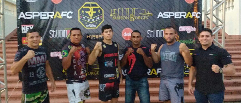 Com três amazonenses no card, Aspera Fight acontece neste sábado (29), em Rio Branco