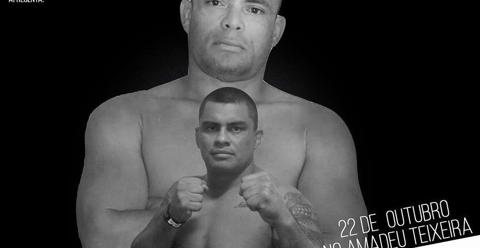 """""""Supa"""" vs """"Cachorrão"""" na décima edição do Big Way Fight"""