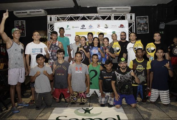 Disputas de cinturão serão ponto alto do Amazon Talent 6, nesta quinta-feira, 27, em Manaus
