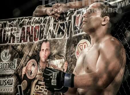 Adriano Balby superou o vício e se tonou um dos maiores nomes do MMA