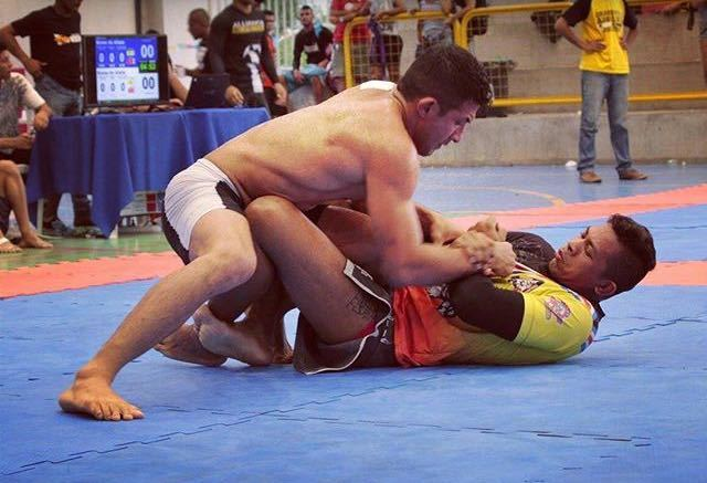 Lutador Amazonense Tasso Alves representará o Brasil em competição Sul-Americana