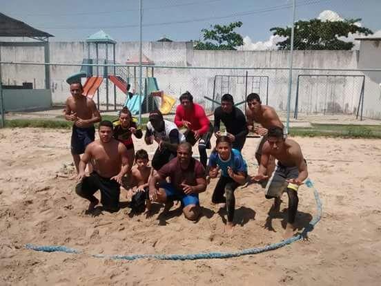 Com a participação do lutador Dileno Lopes, Circuito Guaraná Beach Wrestling acontece nesta sexta-feira (25) em Maués