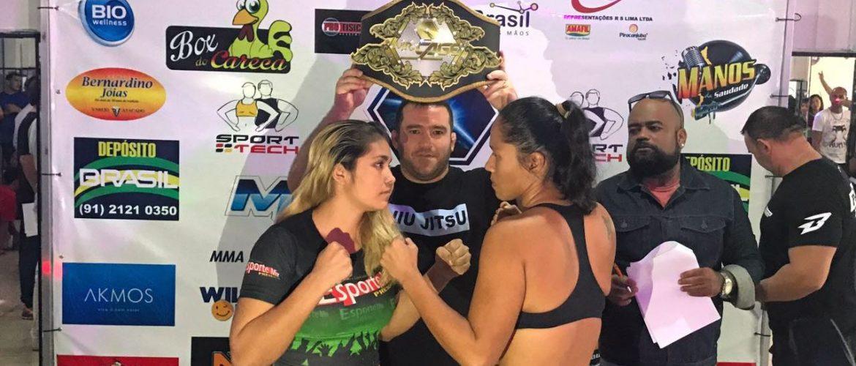 Pesagem oficial dos lutadores do MR. Cage 24 aconteceu nesta quarta-feira (30), em Belém