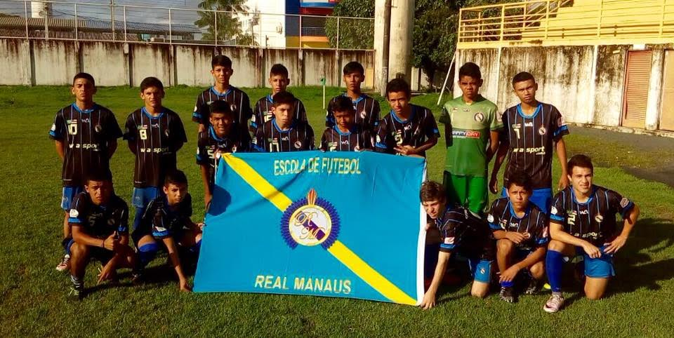 Escola Real Manaus realiza seletiva internacional de futebol para jogadores nascidos entre 1998 e 2005