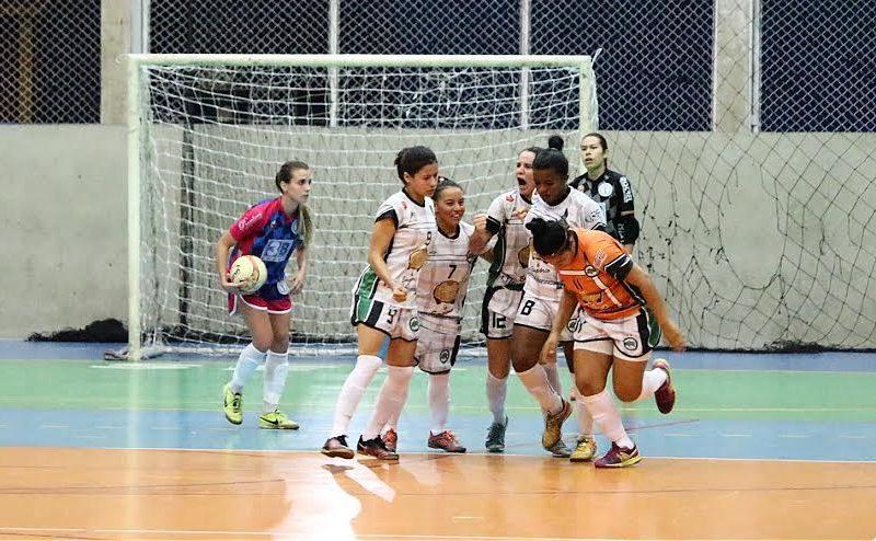 16393cc566 Estrela do Norte arranca empate heroico contra Iranduba e mantém liderança  no Amazonense de Futsal 2016