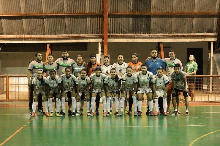 Estrela do Norte goleia São Raimundo e mantém liderança do Amazonense de Futsal Adulto Feminino 2016