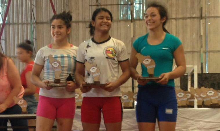 Atleta de wrestling conquista ouro no Torneio Nacional La Rioja