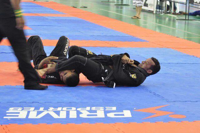 Confira o Cronograma do Open Terezinha Guimarães de jiu-jitsu que acontece neste domingo (11)