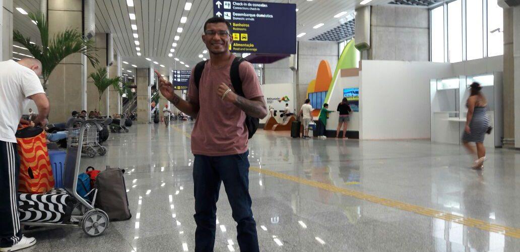 """Exclusivo – Naldo Silva feliz pela oportunidade de disputar o cinturão do WSOF: """"Ninguém vai me parar"""""""