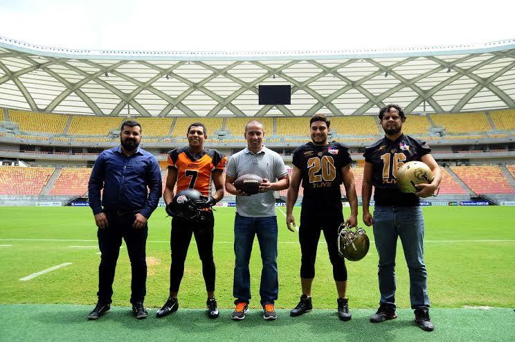 Final do Amazonense de Futebol Americano é nesta quinta-feira, dia 22, e Manaus Broncos e North Lions contam com reforços para conquistar o título