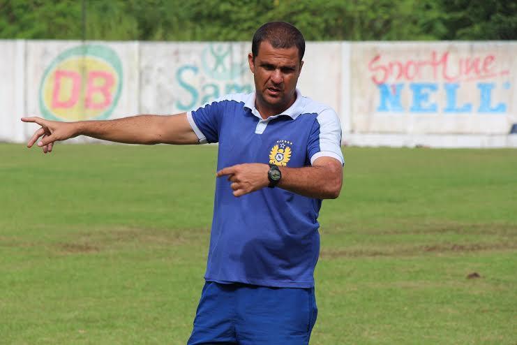 Rodrigo Bernardi aposta em treinos de força e funcional para fortalecer ainda mais o Nacional