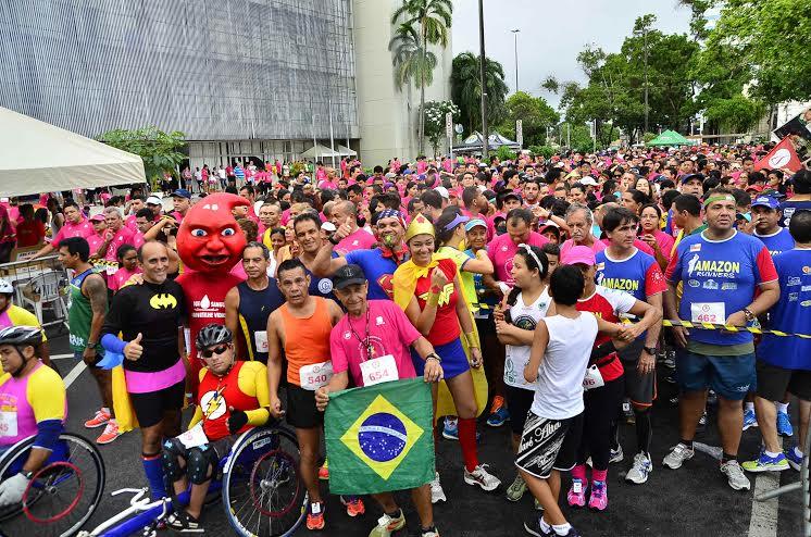 Corrida da Mulher Amazônica será realizada em março
