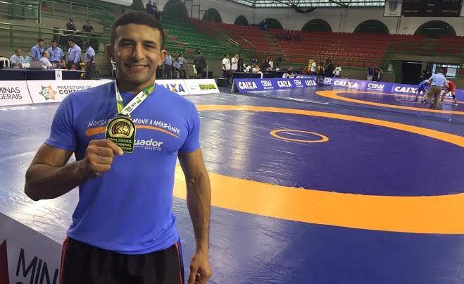 Tasso Alves intensifica treinamento para Amazonense de Wrestling