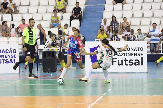 Federação de Futsal do AM divulga calendário de 2017 com quase 40 competições