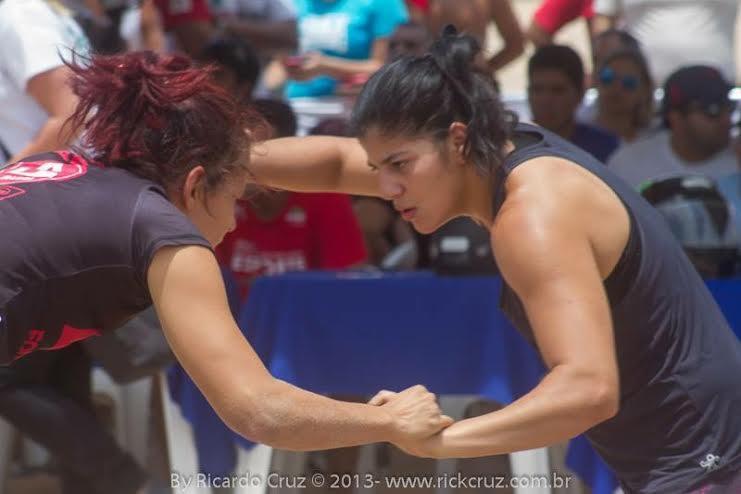 2º Desafio Rei e Rainha da Praia de Beach Wrestling acontece dia 5 de fevereiro, na Ponta Negra, em Manaus