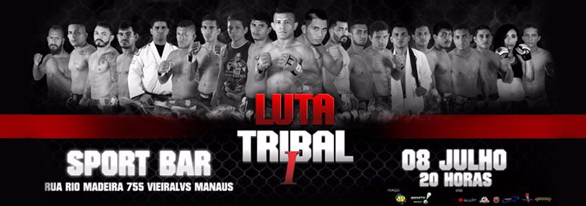 Luta Tribal I : Manaus sediará evento de MMA com lutadores do Shooto Brasil e Jungle Fihgt