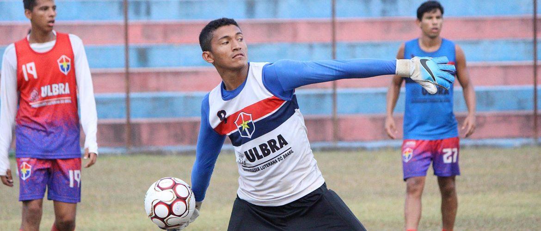 Nascido em Borba, goleiro do Fast busca 1º título no Amazonense Sub-20