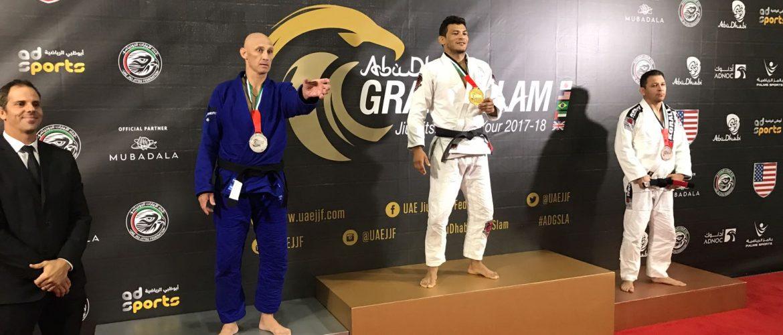 Após vitória no Abu Dhabi Grand Slam, Alex Martins mira Open Dallas