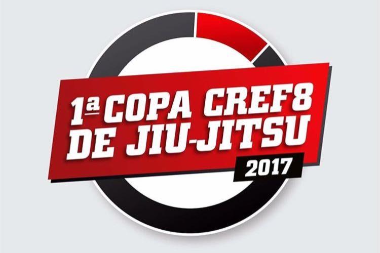 1ª Copa CREF8 de Jiu-jitsu marcada para outubro