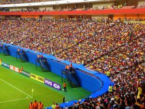 Treino aberto da Seleção Brasileira reúne mais de 30 mil torcedores na Arena da Amazônia