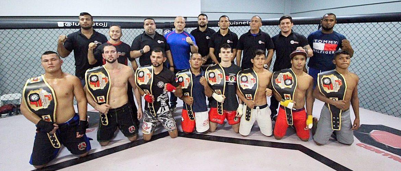 Porta de entrada para o sucesso: 1º Campeonato de MMA Amadorrealizado pela OF Luis Neto revela campeões para o MMA Profissional