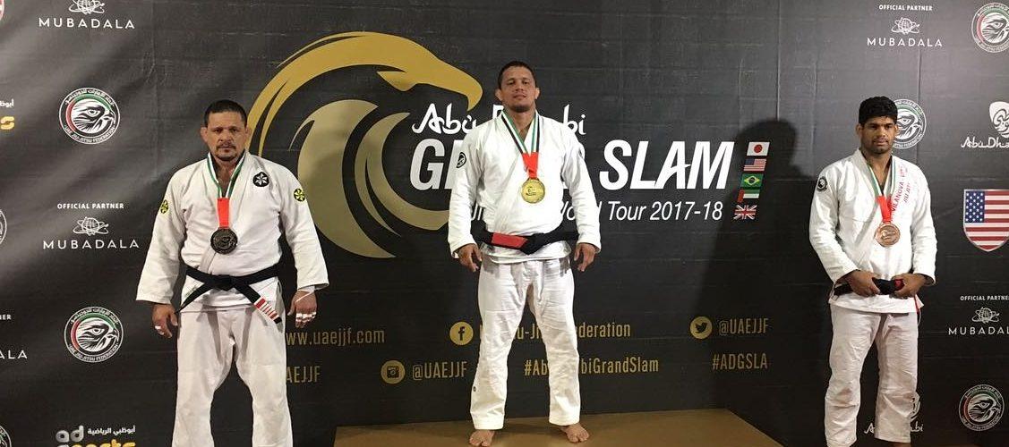 Robert Pato comenta vitória sobre Saulo Ribeiro no Abu Dhabi Grand Slam Los Angeles