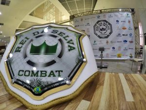 Rei da Selva Combat 10: Pesagem foi realizada nesta sexta-feira (10) em Manaus