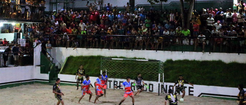 Estrela do Norte abre inscrições para copas de beach soccer