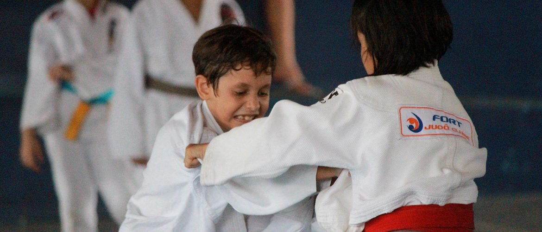 5º Festival da Fort Judô apresenta talentos da nova geração
