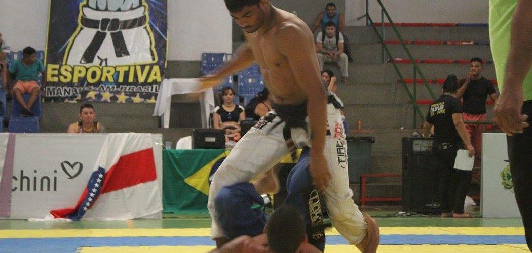 13º Campeonato Amazonense de Submission acontece neste domingo (17), na Arena Amadeu Teixeira