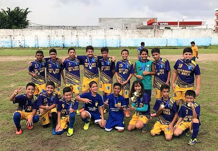 Escolinha de Futebol do Nacional com inscrições abertas para 2018