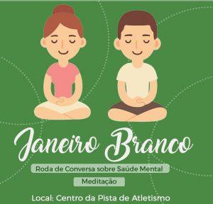 Sejel promove Janeiro Branco com atividades voltadas para a conscientização da campanha