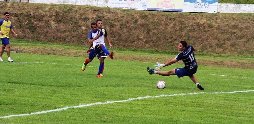 Nacional realiza primeiro jogo-treino e vence por 9 a 0 o Unidos do Alvorada