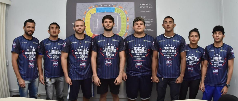 Atletas do CTARA conquistam sete medalhas no Campeonato Brasileiro de Luta Olímpica no Rio de Janeiro