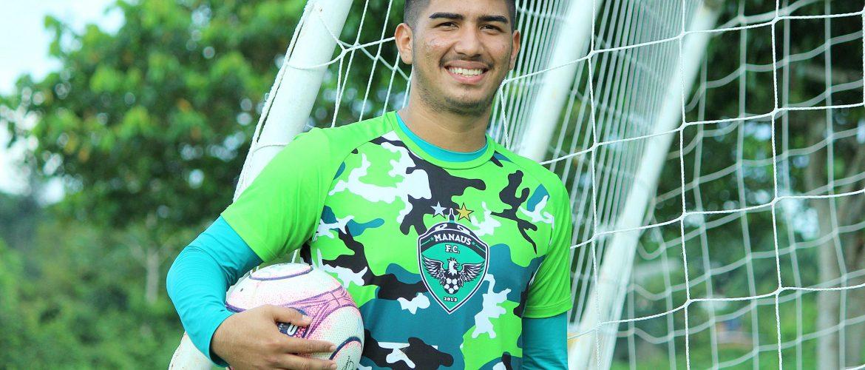 """""""Velho Napa' celebra mais uma chance para brilhar no Manaus FC"""
