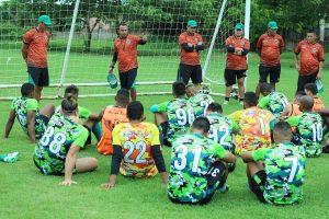 Manaus FC embarca na madrugada desta sexta-feira (16) para Rio Branco