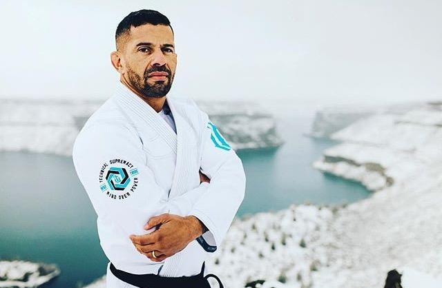 Paulo Coelho ministrará seminário neste sábado (17) na academia AJ Jiu-Jitsu