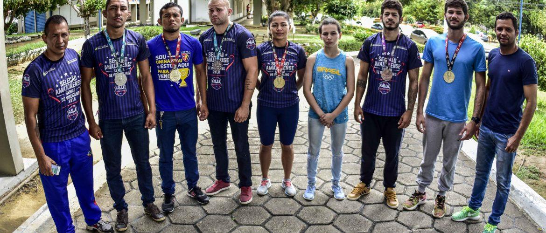 Atletas do CTARA garantem três vagas para o Mundial de Wrestling e faturam mais duas pratas e um bronze no JUBs de Lutas em Goiânia – GO