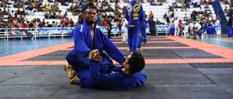 31ª edição do Campeonato Amazonense de Jiu-jítsu será neste final de semana na Arena Amadeu Teixeira