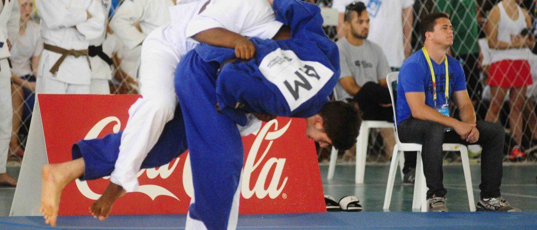 Campeonato Brasileiro de Judô reunirá cerca de 500 atletas de sete Estados na Arena Amadeu Teixeira, a partir desta sexta-feita (27)