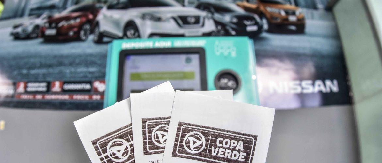 Copa Verde: Troca de ingressos sustentável para a semifinal entre Manaus e Paysandu já está disponível